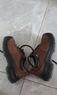 Safety and sports shoes nubuck leather high-end quality