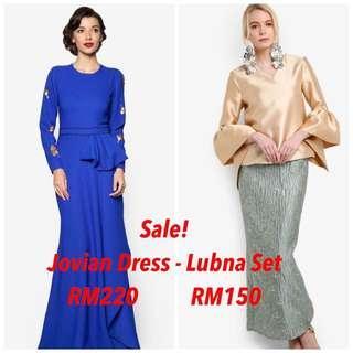 Jovian Mandagie Kelly Dress / Lubna Top & Skirt