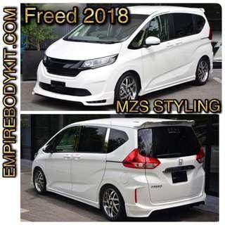 Honda Feed Bodykit