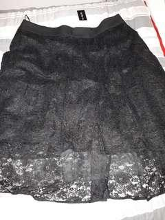 CITY CHIC SKIRT XL