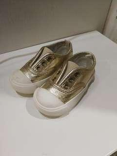 CottonOn Baby Gold Sneakers 12-18 Months