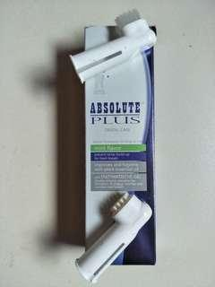 Absolute Plus Dental Care toothpaste