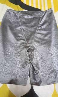 High Quality Push Up Silky Girdle size M