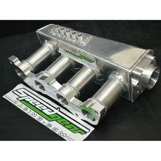 Custom intake manifold Myvi 1.3 YRV K3-VET   Custom intake manifold Myvi 1.3 YRV K3-VET