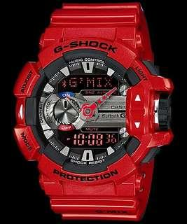 G Shock G Mix GBA-400-4A