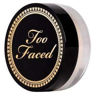 TOO FACED NEW Born This Way Ethereal Setting Powder Mini