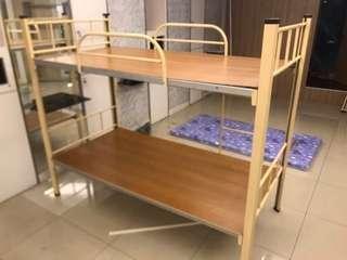 上下舖組合床架