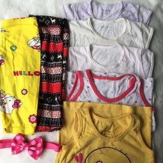 Baby Girl's Pangbahay Bundle