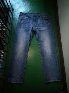 AMERICAN EAGLE OUTFITTERS Slim Fit Straight Jeans (36)