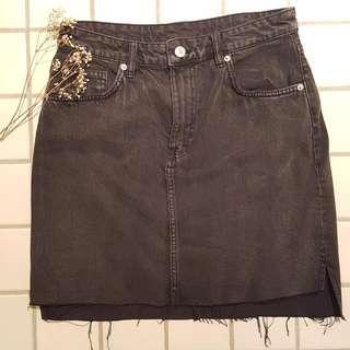 BNWT H&M Denim Skirt