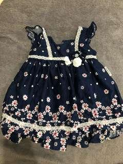 Preloved Oshkosh dress (fits 9-12 months)