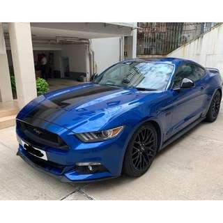 FORD MUSTANG 5.0 2017