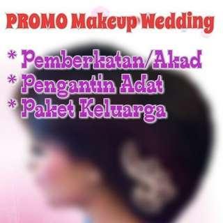 PROMO Makeup Wedding