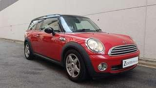 Mini Cooper Clubman 1.6AT Selling at RM9,700 siap