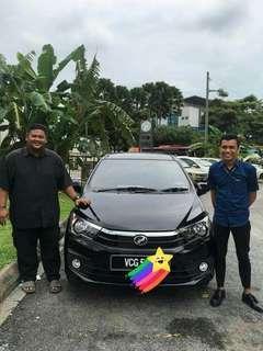 Perodua Bezza Premium X