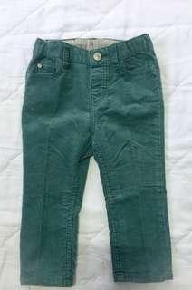 H&M Pants size 9-12m