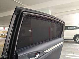 Fitting Car Curtain - Not Magnetic Shade