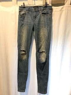 Bardot skinny jeans