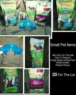 Small Pet Items