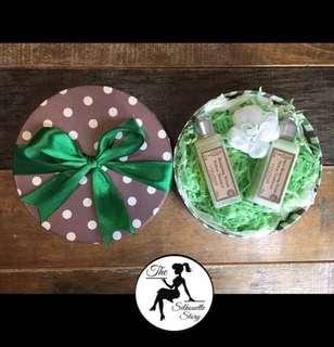Green Gift Box Set