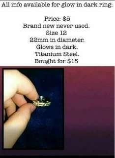 Size 12 Ring