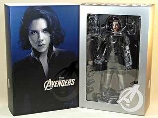 Hot Toys Avengers Black Widow