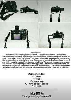 Canon Powershot S5IS Digital Camera+Accessories