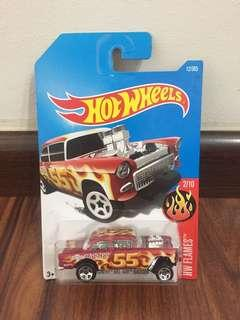 Hot Wheels - '55 Chevy Bel Air Gasser