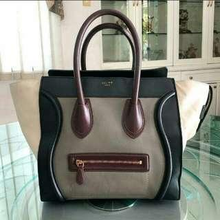 Quick Sale! Celine Mini Luggage