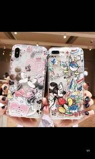 iPhone 7/8 or 7/8plus 各款卡通case $30包郵