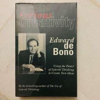 Serious Creativity - Edward de Bono