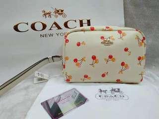 Coach make up kit