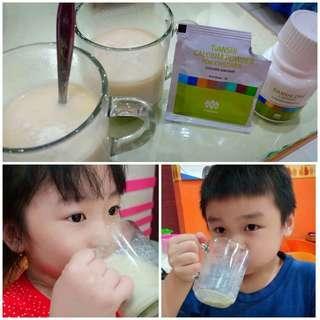 Susu peninggi badan anak