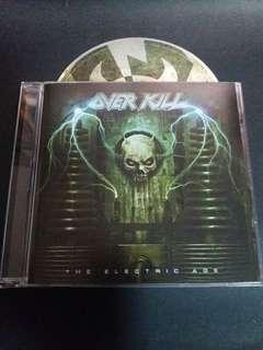 Overkill (The electric age) brand new
