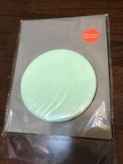 珪藻土杯墊