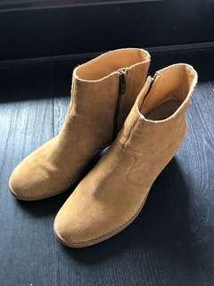 Tony Bianco brown Suede boots