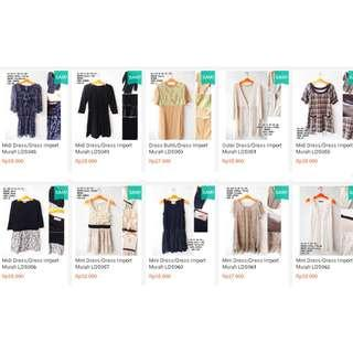 Dress Butik Import Update lagi !!!