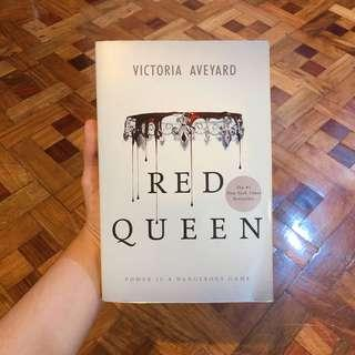 Red Queen by Victoria Avery