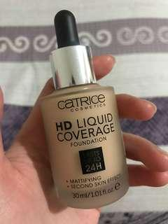 CATRICE- foundation