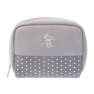 🌟日本Disney store直送🌟米奇 Mickey 公仔 麂皮 化妝袋 收納包 pouch