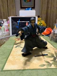 Samurai Champloo Jin Figure