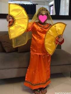 Filipiniana Singkil Costume