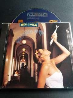 Helloween  (pink bubbles go ape) cd old school rock