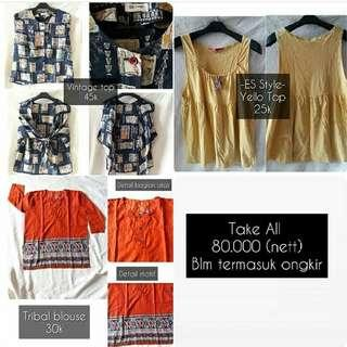 Take all Atasan perempuan - Blouse / Top