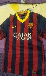 Authentic FCB Jersey Year 2014 - bought from Spain