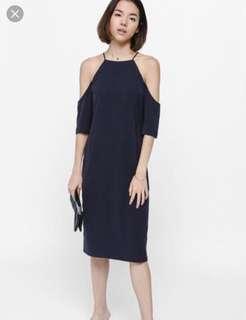 Love bonito off shoulder midi dress