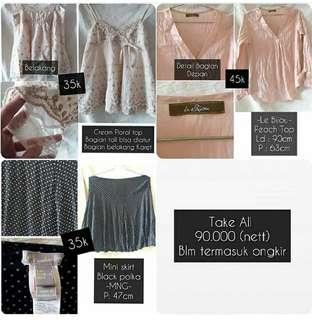 Take All Blouse - Atasan Wanita #supersale