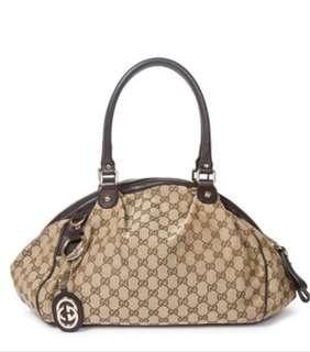 Gucci Sukey 2way bag