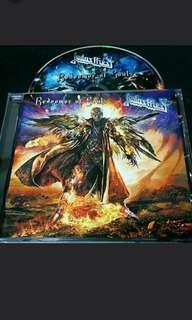 Judas priest  (Redeemed of souls) cd metal