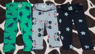 Buy1 take 1 free AZUR leggings for baby